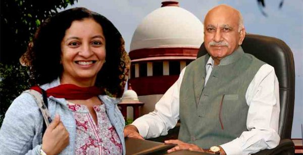 delhi-court-acquits-priya-ramani-in -mj-akbar-defamation-case former centreal minister