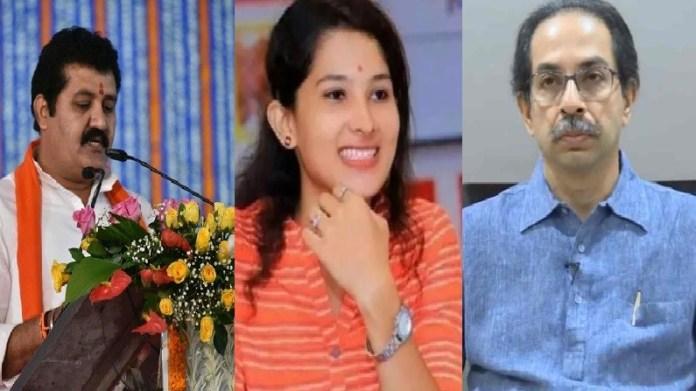 Sanjay Rathod Resigns after meeting CM Uddhav Thackeray