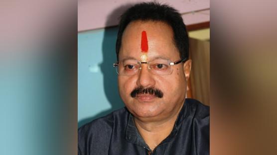 shivsena leader anant tare passes away
