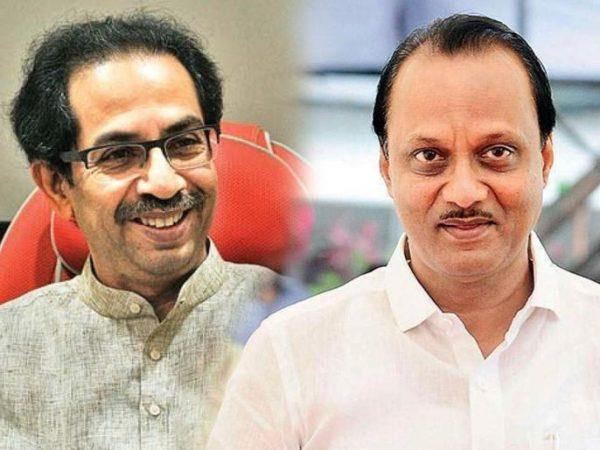 shivjayanti-2021-cm-uddhav-thackeray-taunt-ncp-ajit-pawar-in-shivaji-maharaj-jayanti-programme