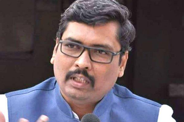 bjp-spokesperson-keshav-upadhye-slams-to-sanjay-raut-on-sachin-vaze-mansukh-hiren-case- news-updates