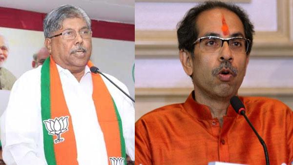 bjp-state-president-chandrakant-patil-slammed-the-chief-minister-udhhav-thackeray-news-updates