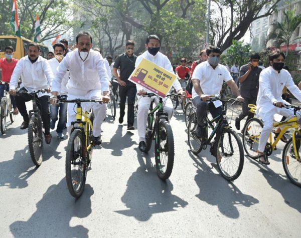 congress-mla-nana-patole-criticized- raising fuel prices-bjp-govenment