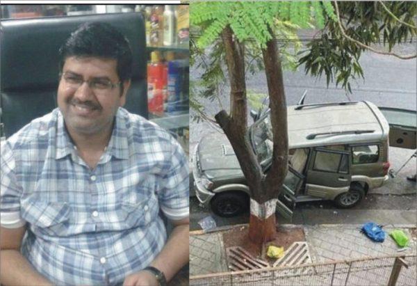 killers-throw-mansukh-hiren-body-in-kalwa-creek-ats-found- ATS found evidence-news-updates