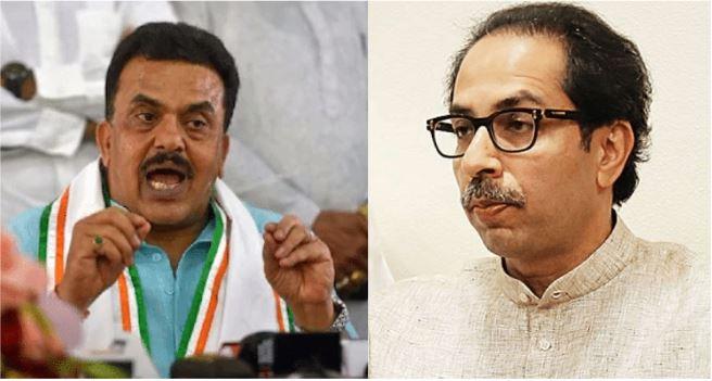 Sanjay nirupam-uddhav Thackeray-maha-vikas-aghadi-congress-shivsena